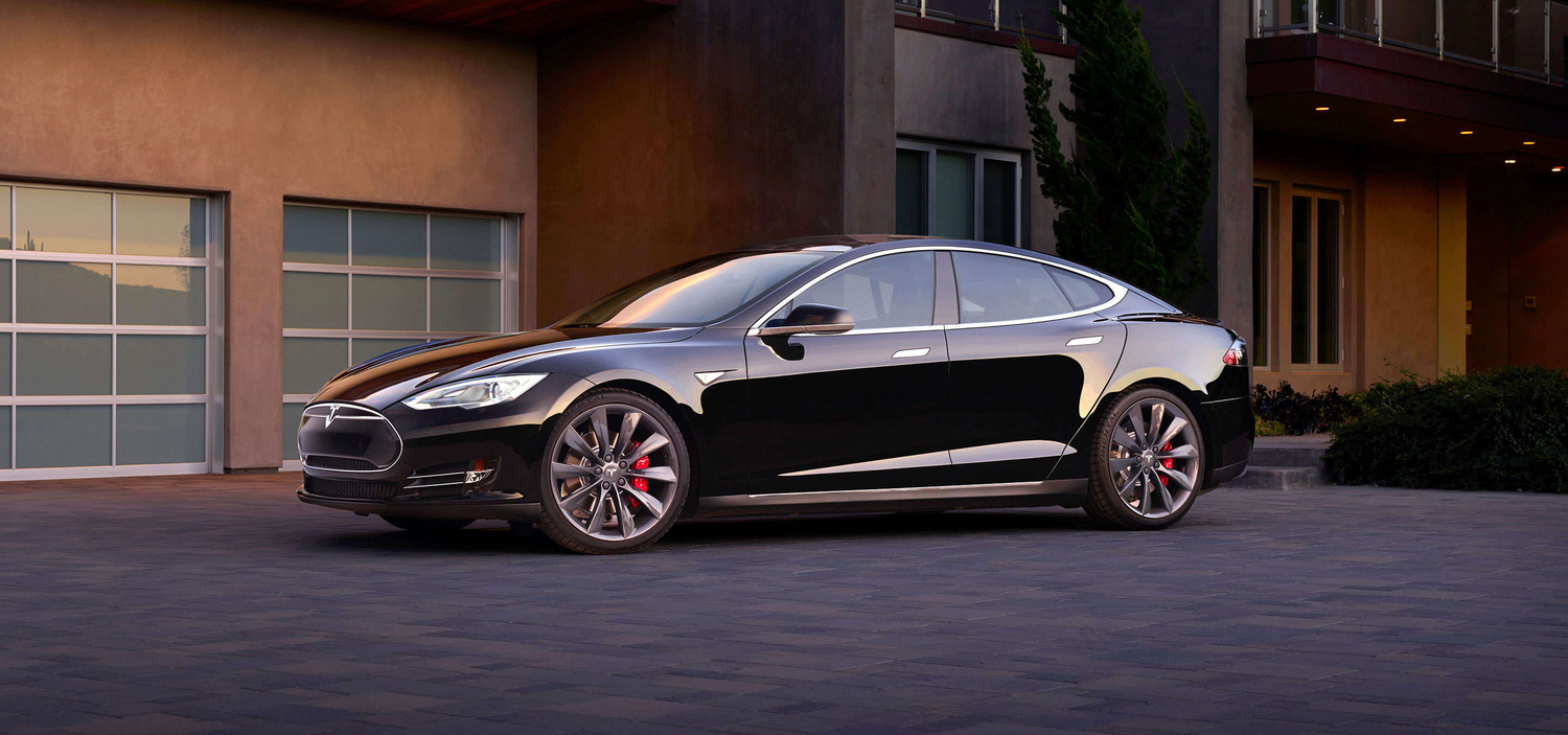 Tesla Model S Became Even More Luxurious